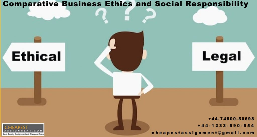 HC2121 Comparative Business Ethics and Social Responsibility