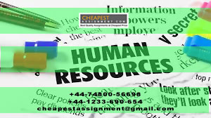 Current Human Resource Management