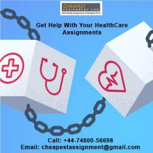 HealthCare - Critical reflection