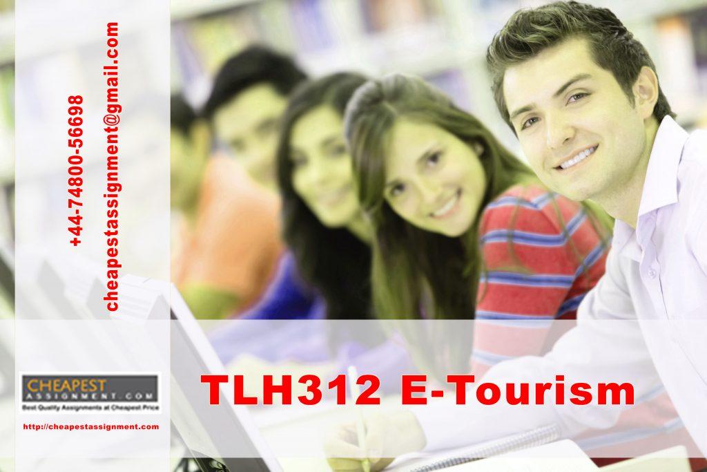 TLH312 E-Tourism