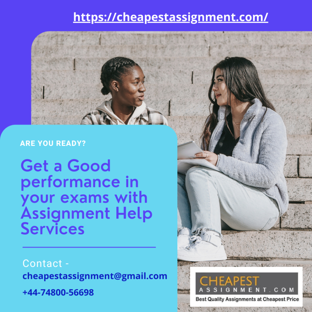 Get a Good performance in your exams with Assignment Help Services
